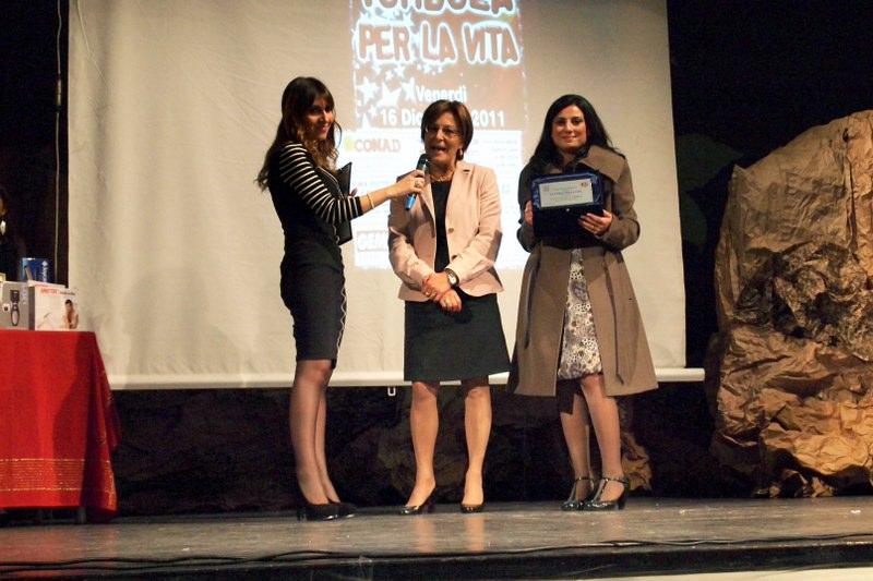 Premio la forza della vita associazione onlus thamaia for Affitti catania privati non arredati